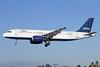 JetBlue Airways Airbus A320-232 N547JB (msn 1849) (Windowpane) LGB (Michael B. Ing). Image: 921153.