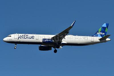 JetBlue Airways Airbus A321-231 WL N957JB (msn 6809) (Prism) JFK (Fred Freketic). Image: 938783.