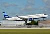 JetBlue Airways Embraer ERJ 190-100 IGW N284JB (msn 19000144) (Stripes) FLL (Jay Selman). Image: 402865.