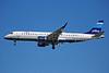 JetBlue Airways Embraer ERJ 190-100 IGW N267JB (msn 19000065) (Stripes) CLT (Bruce Drum). Image: 101751.