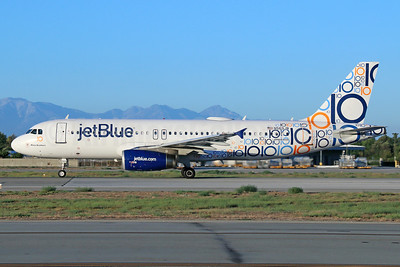 10th Anniversary logo jet