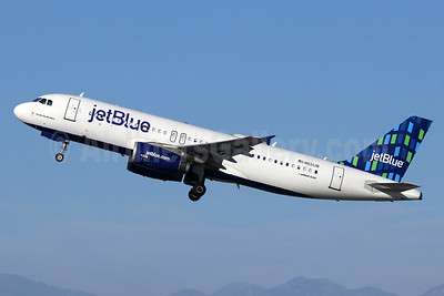 JetBlue Airways Airbus A320-232 N621JB (msn 2491) (Highrise) LGB (Michael B. Ing). Image: 948437.