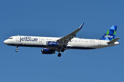 JetBlue Airways Airbus A321-231 WL N976JT (msn 7529) (Prism)JFK (Fred Freketic). Image: 938786.