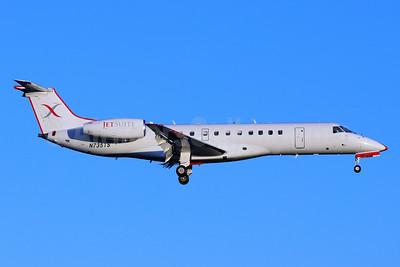 JetSuiteX Embraer ERJ 135LR N735TS (msn 145386) SNA (Michael B. Ing). Image: 946278.