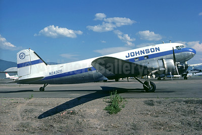 Johnson Flying Service Douglas C-47A-DL (DC-3) N24320 (msn 20197) MSO (Christian Volpati Collection). Image: 930345.