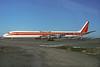 Kalitta (Connie Kalitta Services) (1st) McDonnell Douglas DC-8-61 (F) N23UA (N813CK) (msn 45893) SFO (Christian Volpati Collection). Image: 933576.