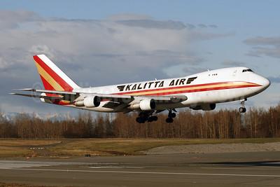 Kalitta Air (2nd) Boeing 747-221F N747CK (msn 21743) ANC (Brian McDonough). Image: 912113.