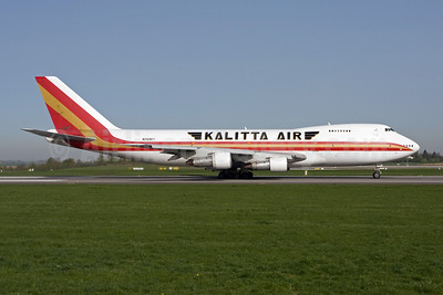 Kalitta Air (2nd) Boeing 747-212B (SF) N703CK (msn 21939) LGG (Michael Stappen). Image: 906979.