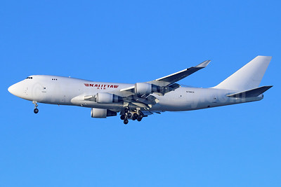 Kalitta Air (2nd) Boeing 747-4R7F N700CK (msn 25868) LAX (Michael B. Ing). Image: 935503.