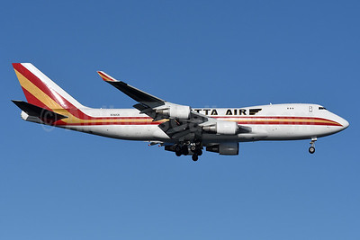 Kalitta Air (2nd) Boeing 747-4HQ (F) N782CK (msn 37304) JFK (Fred Freketic). Image: 935341.