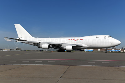 Kalitta Air (2nd) Boeing 747-4B5F N716CK (msn 26408) AMS (Ton Jochems). Image: 949496.
