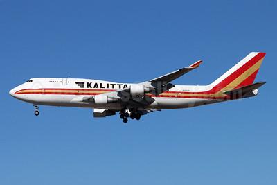 Kalitta Air (2nd) Boeing 747-4B5 (BCF) N708CK (msn 25275) LAX (Michael B. Ing). Image: 952404.
