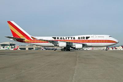 Kalitta Air (2nd) Boeing 747-446 (F) N745CK (msn 26361) LAX (Ron Monroe). Image: 944250.