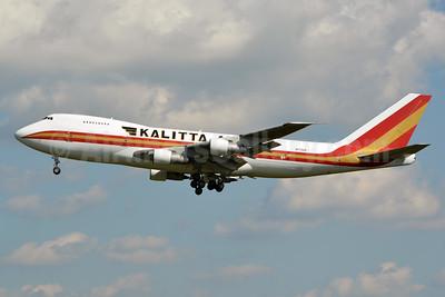 Kalitta Air (2nd) Boeing 747-209B (F) N715CK (msn 22447) CLT (Jay Selman). Image: 402610.