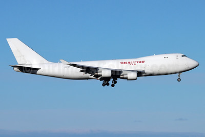 Kalitta Air (2nd) Boeing 747-4B5F N701CK (msn 25868) ANC (Michael B. Ing). Image: 951703.