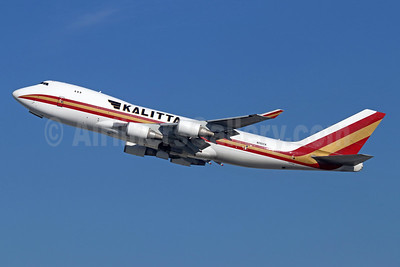 Kalitta Air (2nd) Boeing 747-4HQ (F) N782CK (msn 37304) LAX (Michael B. Ing). Image: 944870.