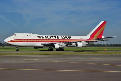 Kalitta Air (2nd) Boeing 747-246F N707CK (msn 21681) AMS (Ton Jochems). Image: 953348.