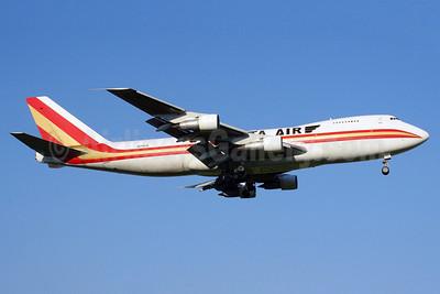 Kalitta Air (2nd) Boeing 747-209B (F) N715CK (msn 22447) SCL (Alvaro Romero). Image: 901561.