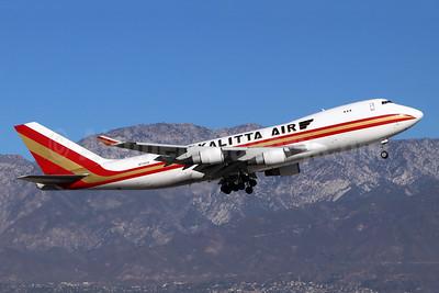 Kalitta Air (2nd) Boeing 747-4B5F N715SK (msn 32809) ONT (Michael B. Ing). Image: 952540.