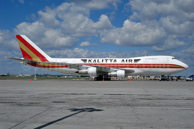 Kalitta Air (2nd) Boeing 747-2B4B (F) N713CK (msn 21099) YYZ (TMK Photography). Image: 912116.