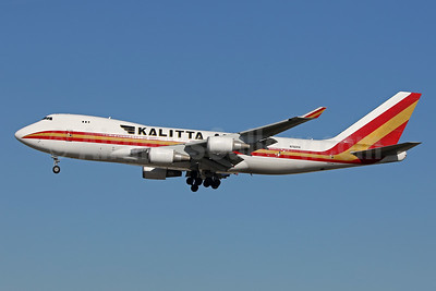 Kalitta Air (2nd) Boeing 747-4HQ (F) N782CK (msn 37304) LAX (Ron Monroe). Image: 944868.