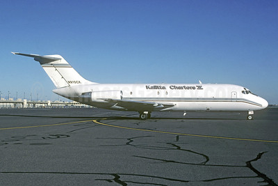 Kalitta Charters II McDonnell Douglas DC-9-15F N915CK (msn 47086) (Jacques Guillem Collection). Image: 942302.