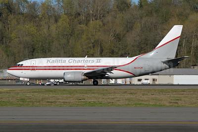 Kalitta Charters II Boeing 737-3Y0 (F) N331CK (msn 23747) BFI (Nick Dean). Image: 953455.