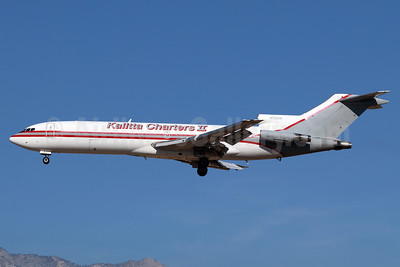 Kalitta Charters II Boeing 727-2M7 (F) N726CK (msn 21951) ONT (Michael B. Ing). Image: 940442.