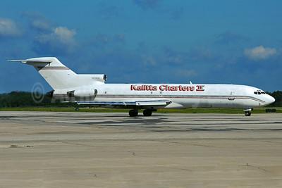 Kalitta Charters II Boeing 727-225 (F) N724CK (msn 20383) YHM (Reinhard Zinabold). Image: 910350.
