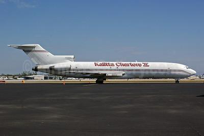 Kalitta Charters II Boeing 727-2H3 (F) N723CK (msn 20545) FLL (Wade DeNero). Image: 901563.