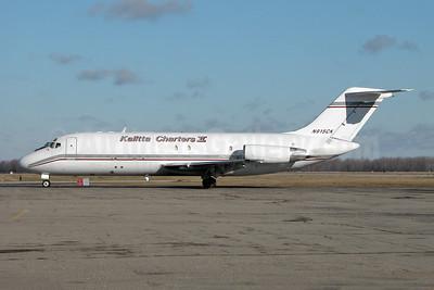 Kalitta Charters II McDonnell Douglas DC-9-15F N915CK (msn 47086) YIP (Ron Kluk). Image: 942301.