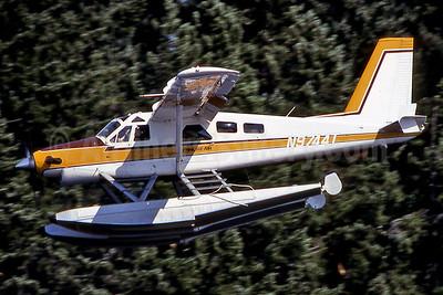 Kenmore Air de Havilland Canada DHC-2 Turbo Beaver N9744T (msn 1692TB60) YCD (Robbie Shaw). Image: 901565.