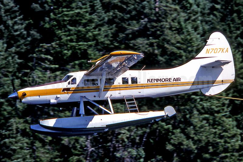 Harbor Air de Havilland Canada DHC-3 Turbo Otter N707KA (msn 106) YCD (Robbie Shaw). Image: 901566.