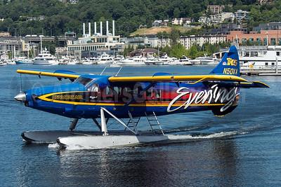 Kenmore Air de Havilland Canada DHC-3 Turbo Otter N50KA (msn 221) (K5 - Evening) LKE (Steve Bailey). Image: 928072.