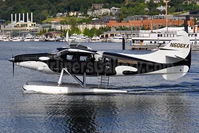 Kenmore Air de Havilland Canada DHC-3 Turbo Otter N606KA (msn 37) (Orca) LKE (Tony Storck). Image: 928074.