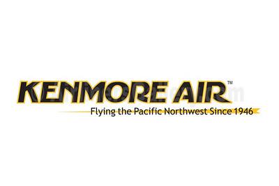 1. Kenmore Air logo