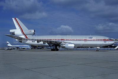 KeyAir McDonnell Douglas DC-10-10 N917JW (msn 46727) ORY (Christian Volpati Collection). Image: 922919.