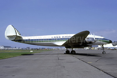 Lake Havasu City Lockheed 049-46-10 Constellation N90831 (msn 1970) BFI (Ted J. Gibson - Bruce Drum Collection). Image: 947816.