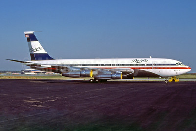 "Named ""KayO II"", delivered January 26, 1971, ex N7536A"