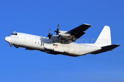 Lynden Air Cargo Lockheed 382G-44K-30 (L-100-30) Hercules N402LC (msn 4698) ANC (Michael B. Ing). Image: 951729.