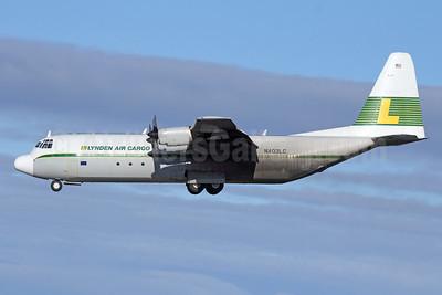 Lynden Air Cargo Lockheed 382G-44K-30 (L-100-30) Hercules N403LC (msn 4590) ANC (Michael B. Ing). Image: 927814.