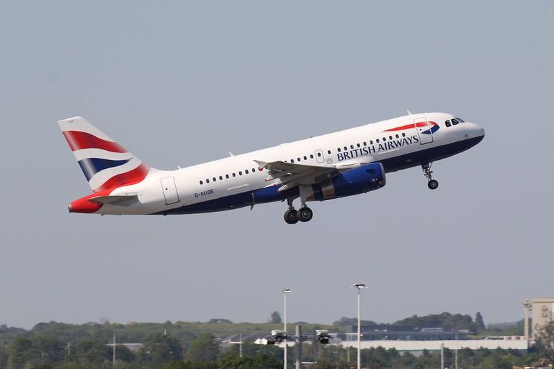 British Airways (BA) G-EUOE A319-131 [cn1574]