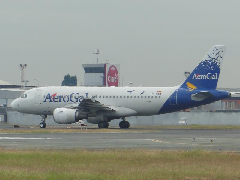 AeroGal (2K) HC-CKM A319-112 [cn1872]