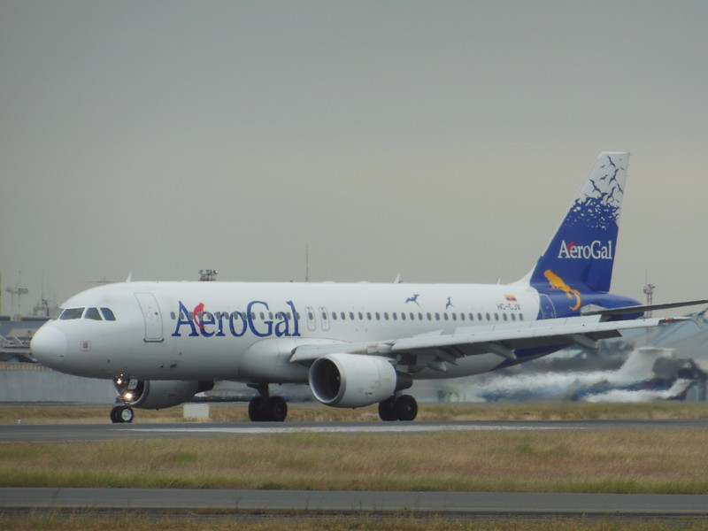 AeroGal (2K) HC-CJV A320-214 [cn4547]