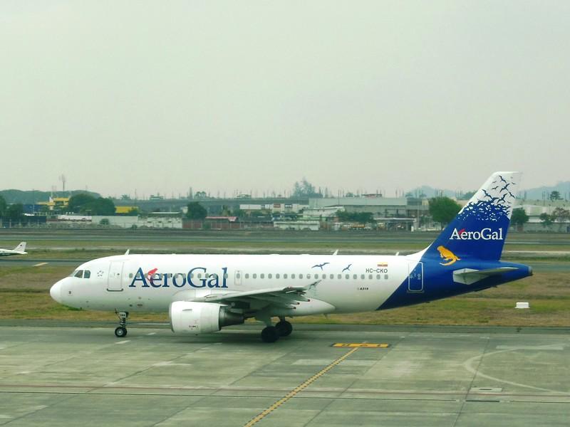 AeroGal (2K/AV) HC-CKO  A319-112  [cn1925]