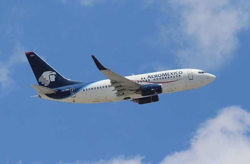Aeroméxico (AM) XA-GOL B737-752 [cn35785]