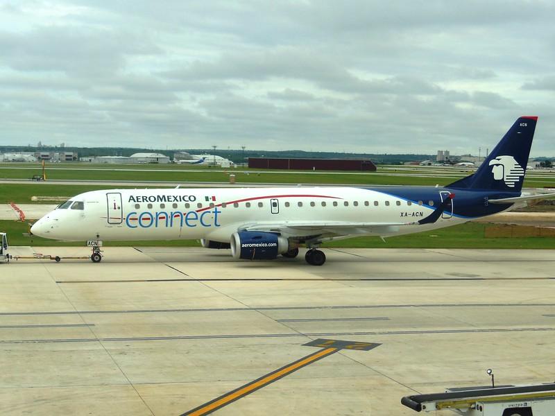 Aeroméxico Connect (5D/AM) XA-ACN ERJ-190 LR [cn552]