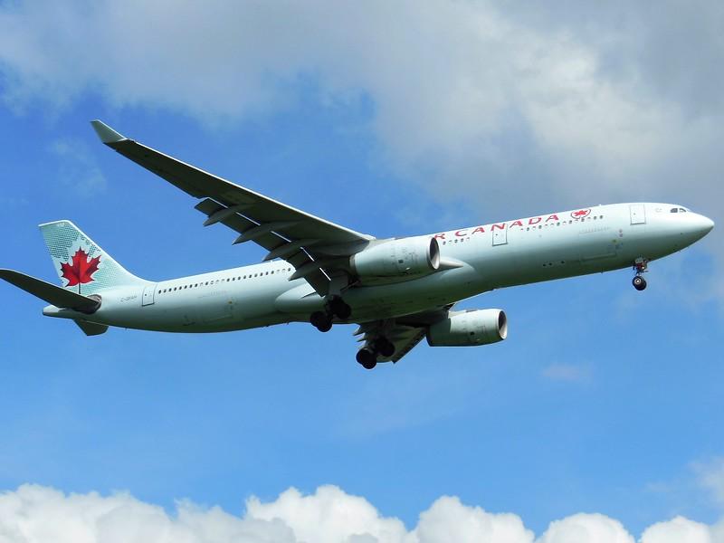 Air Canada (AC) C-GFAH A330-343 X [cn279]