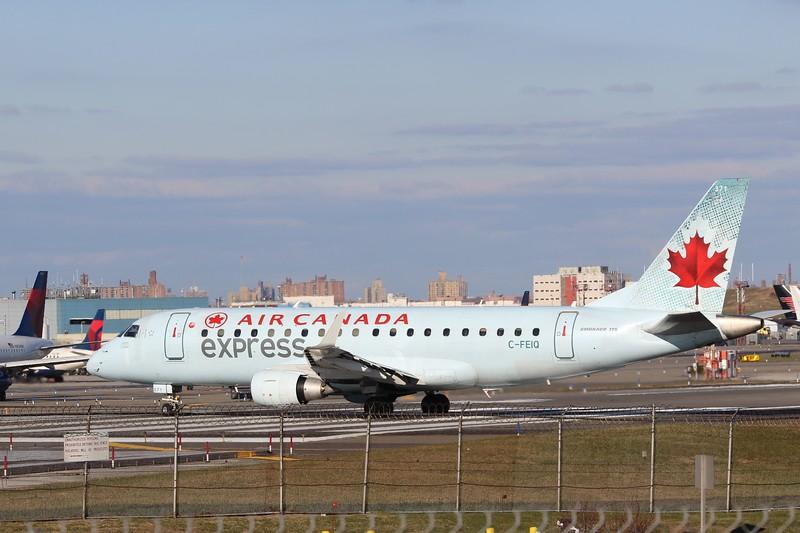 Air Canada Express (AC/KV) C-FEIQ ERJ-175 SU [cn17000083]