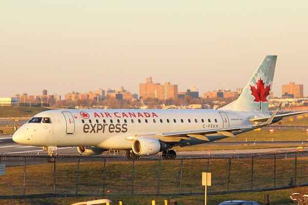 Air Canada Express (AC)
